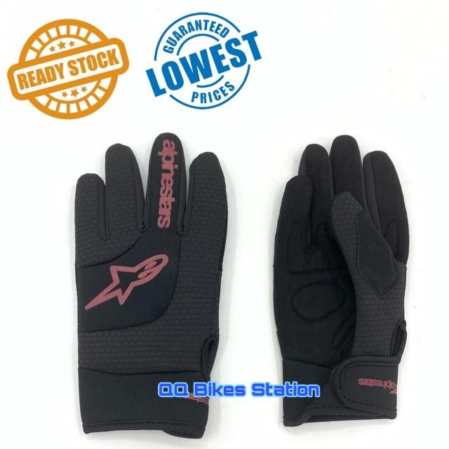 Alpinestar Soft Glove Motorcycle Good QualityHot Items