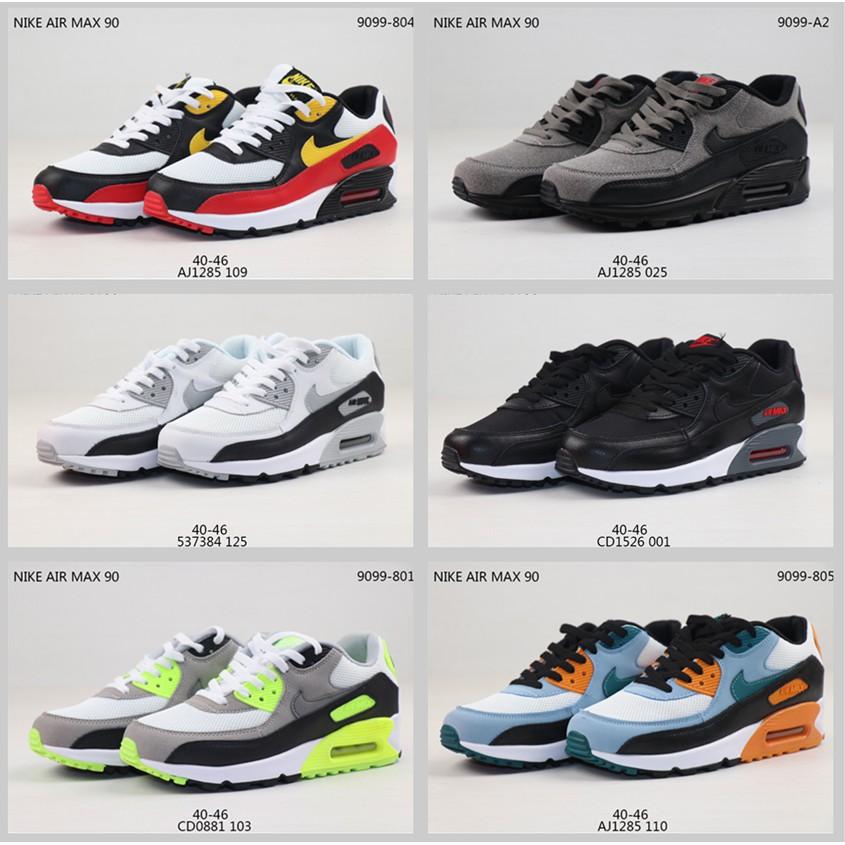 Íntimo Mierda Guijarro  NIKE AIR MAX 90 Nike small air cushion Nike Air Max 1 fashion retro sports  shoes men | Shopee Malaysia