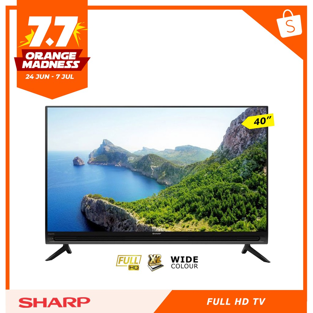 Sharp Full HD LED TV LC40SA5100M (40