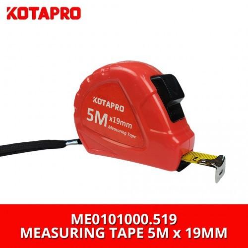 Kotapro ME0101000.519 Measuring Tape 5M x 19MM