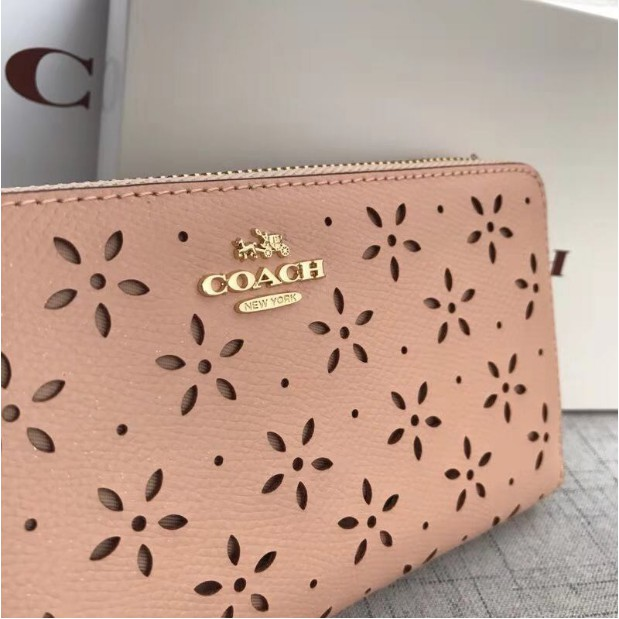 new products faade 187ad Coach F 53868 wallet for women. | Shopee Malaysia