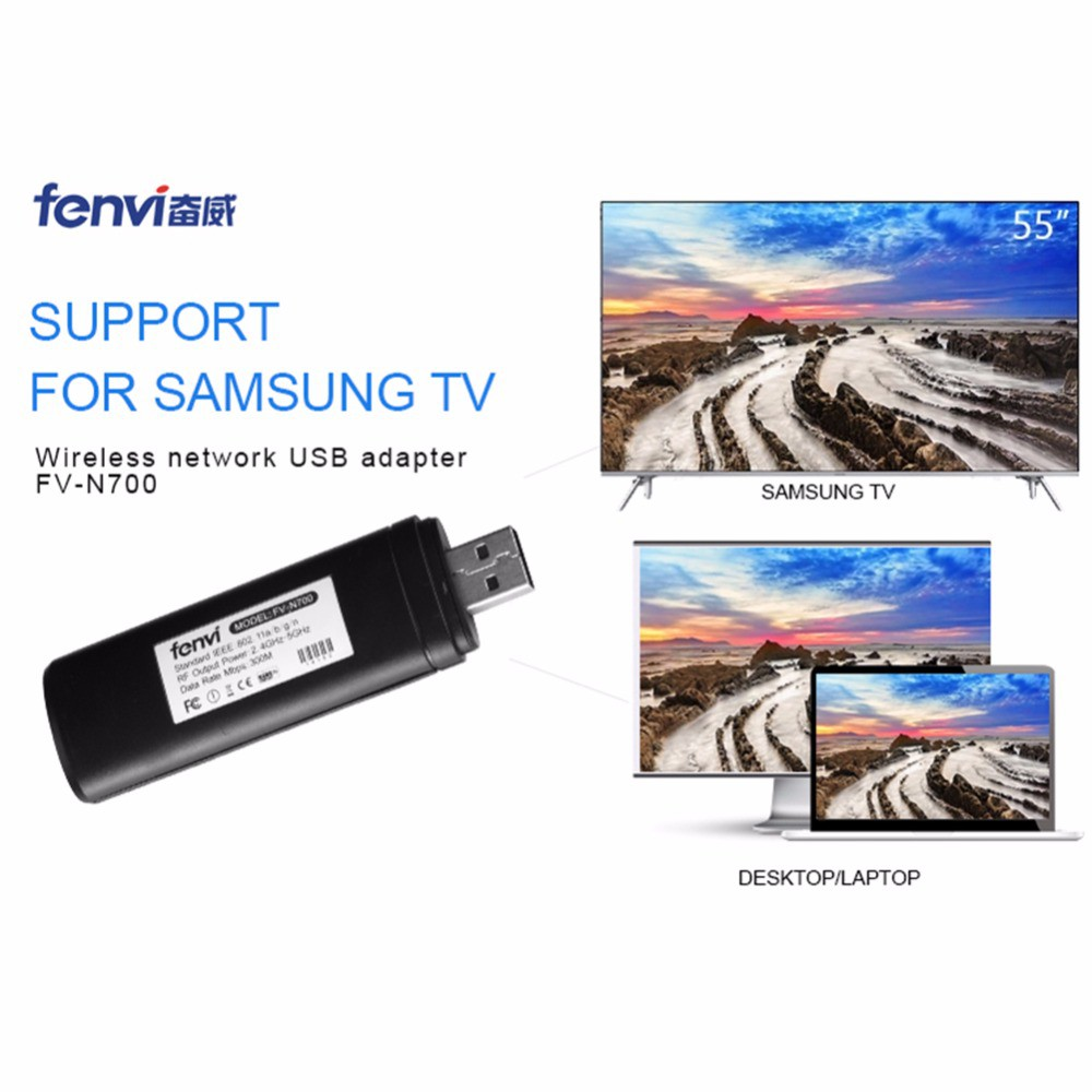 Wireless LAN Network USB 2 0 Adapter WiFi Dongle For Samsung