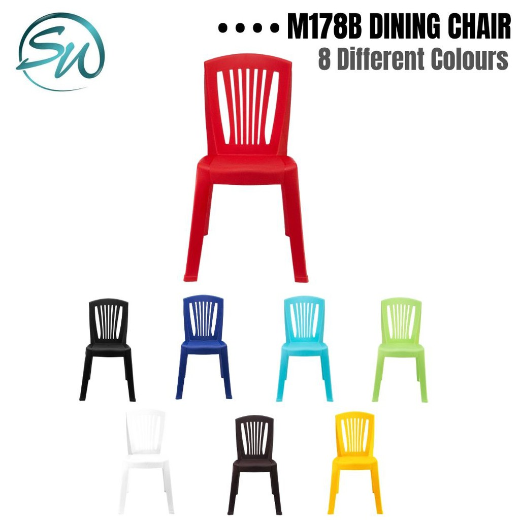 Classic Wooden Sofa Set, Sw M178b Plastic Chair Dining Chair High Quality Outdoors Multiple Colour Ready Stock 3 Years Warranty Shopee Malaysia