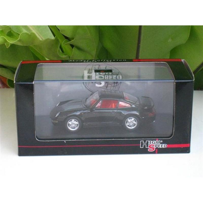 High Speed Porsche Carrera GT 1//43 Diecast Car