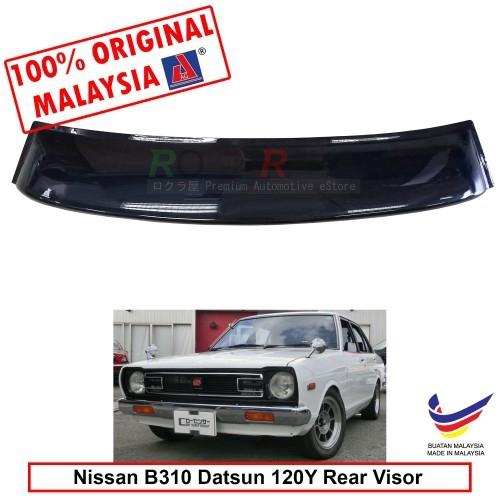 Nissan Sunny B310 Datsun 120y 1977 1981 Ag Rear Wing Spoiler Visor