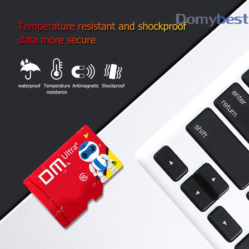 Dom DM Memory Card Class 10 High Speed TF Card for Smart Phone Tablet Camera