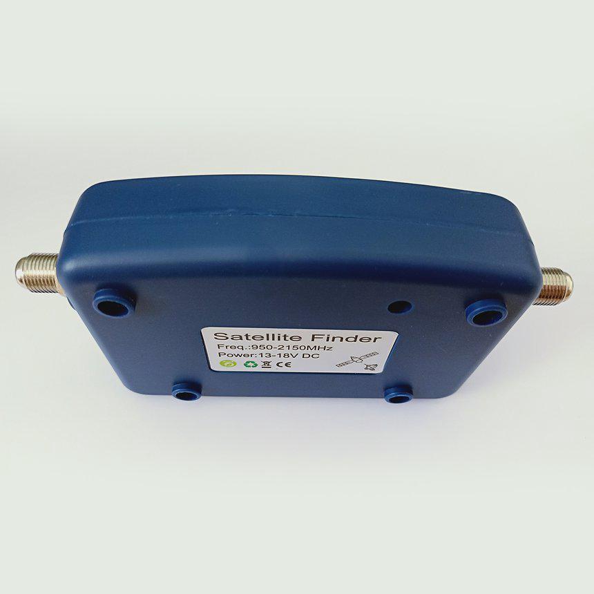 ✸BC✸Portable Digital LCD Satellite Finder Signal Strength Meter Sky Dish  Freesat