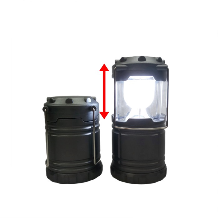 SHIP SELANGOR: Bright Lightweight LED Camping Lantern Outdoor Portable Lights /LAMPU KHEMAH/ LAMPU LED