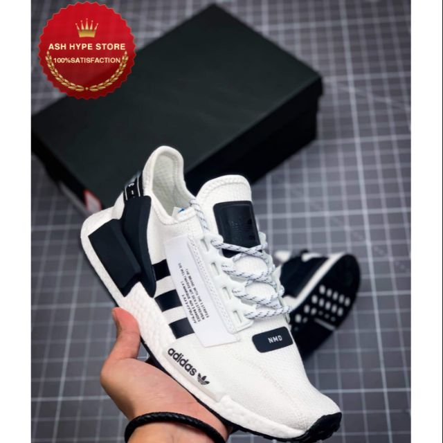 Original 100 Original Adidas Nmd R1 V2 Men S Shoes Women S Shoes Couple Shoes Sports And Leisure Shoes Jogging