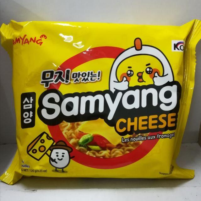 Samyang New cheese 120G