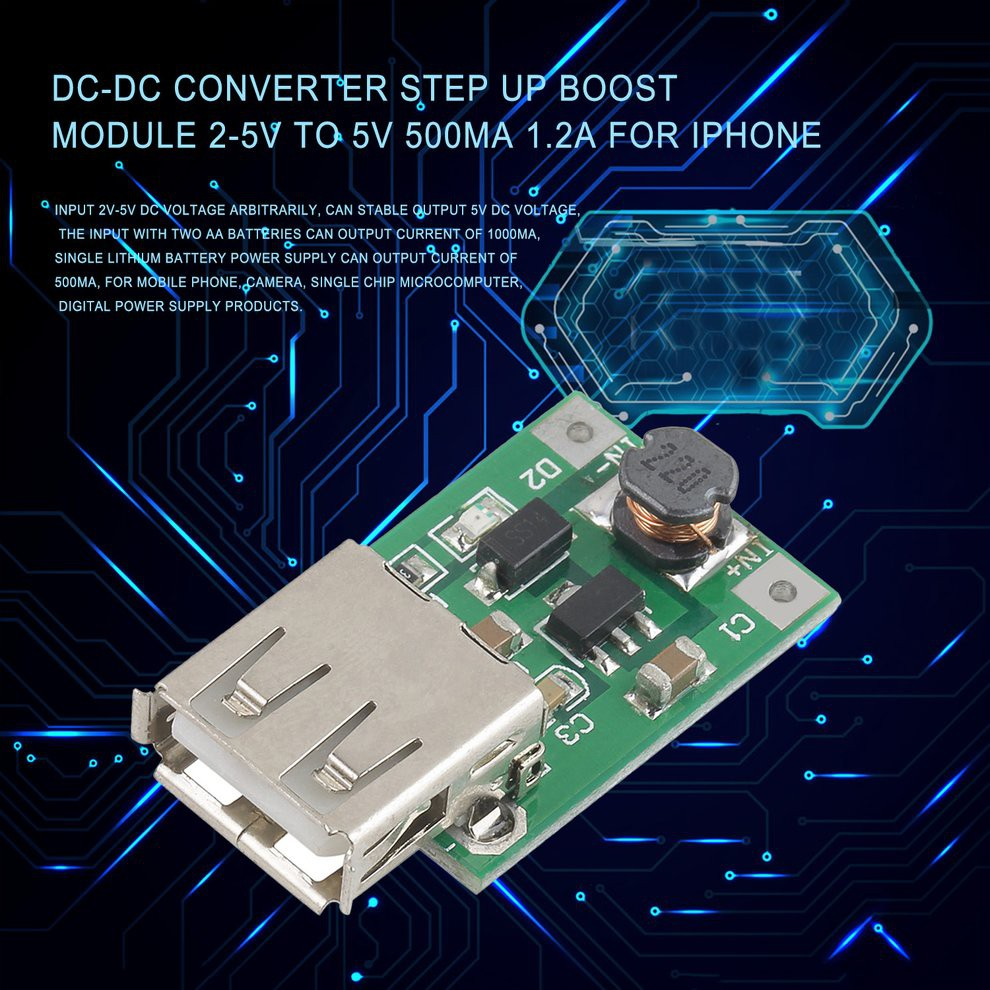 Nic Dc Xl6009 4a Adjustable Step Up Boost Power Supply Converter To Module Modul Shopee Malaysia