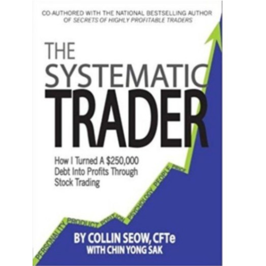 The Sytematic Trader: How I Turned $250 000 Debt ISBN:9789810934767