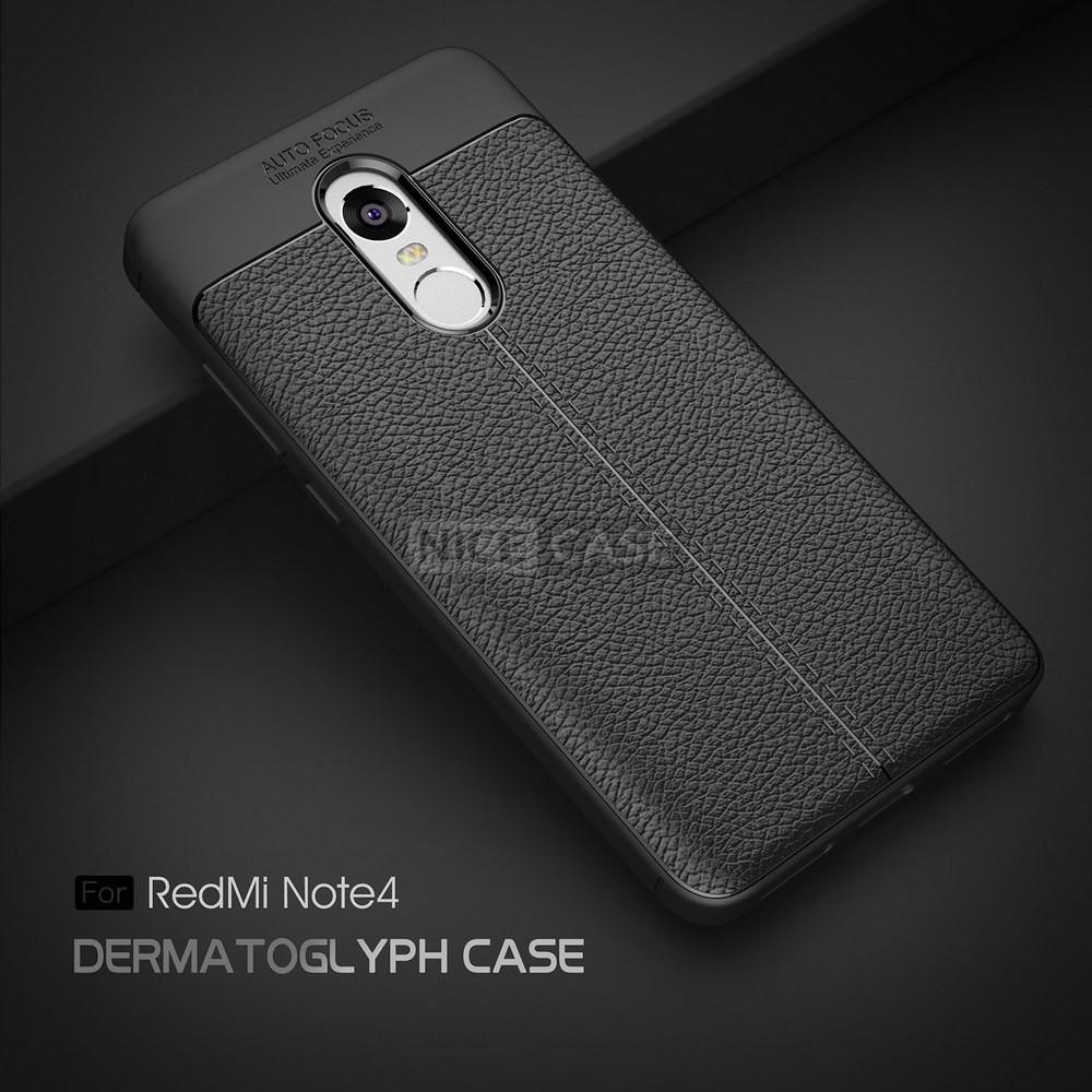 info for 74dd6 81946 Xiaomi Redmi Note 4X 4 LYCHEE Rugged Tough Slim Armor TPU Bumper Soft Cover  Case