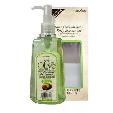 Olive & Aromatherapy Body Essence Oil