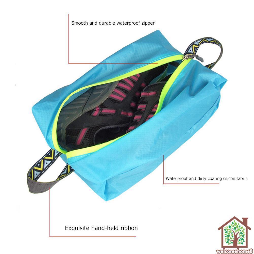 85a1d6a6b48f ✯Ultralight Waterproof Shoe Bag Outdoor Travel Home Storage Organizer Case