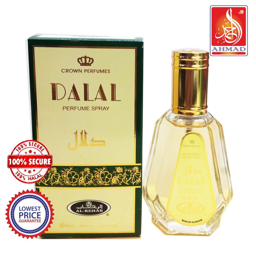 Al Rehab Perfume 50ml For Men Shopee Malaysia Parfum Dakar Spray Original