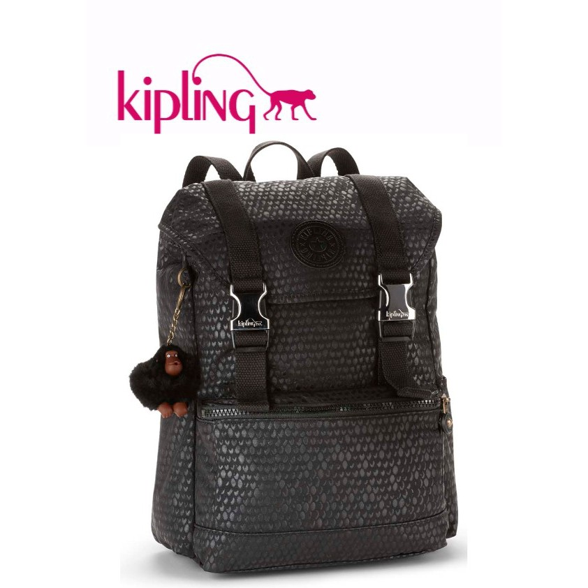 409f40dd11 Kipling Seoul Up Jeans Backpack - True Blue (Large)
