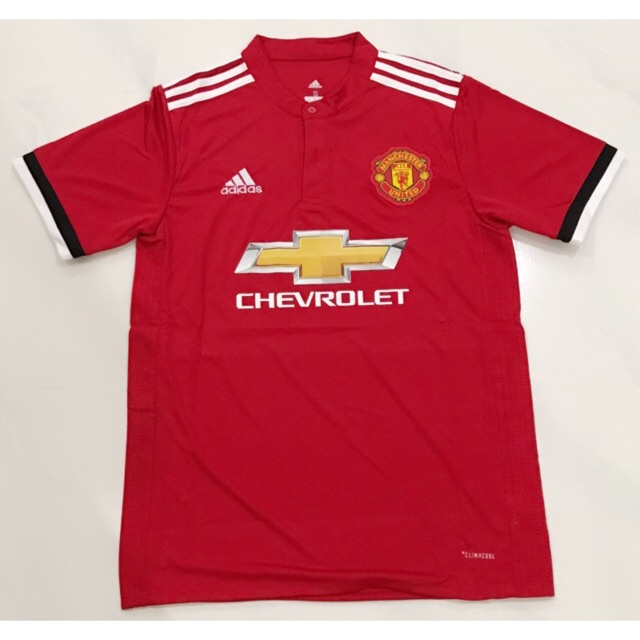 b18a9dab9 17 18 Manchester United kits