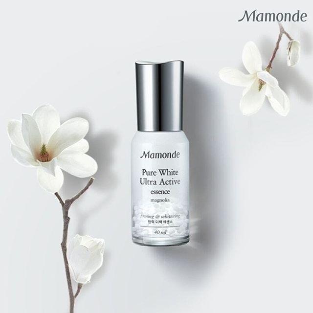 Mamonde Pure White Ultra Active Essence Shopee Malaysia