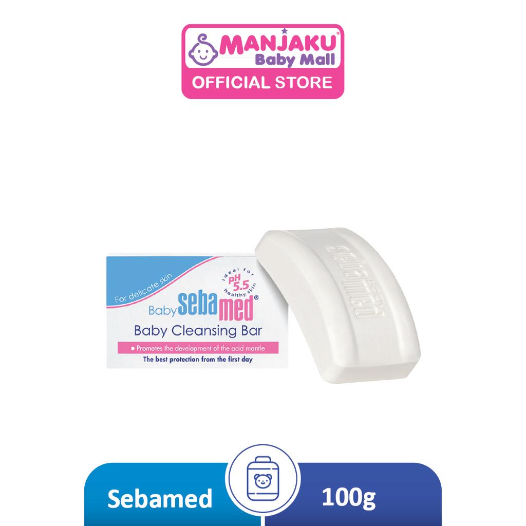 SebaMed Baby Cleansing Bar 100g