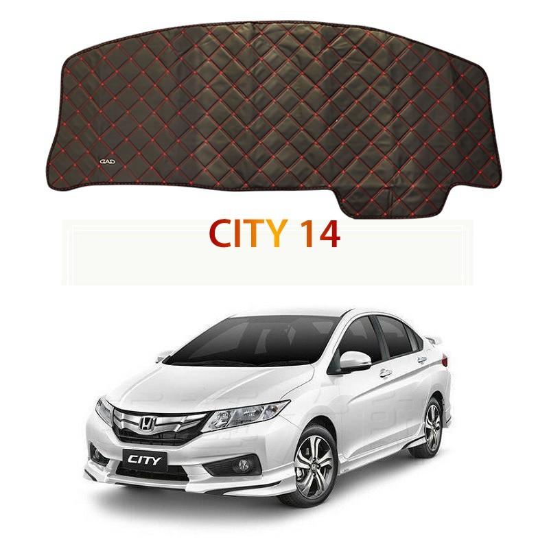 Honda CITY 14 DAD Non Slip Car Dashboard Cover