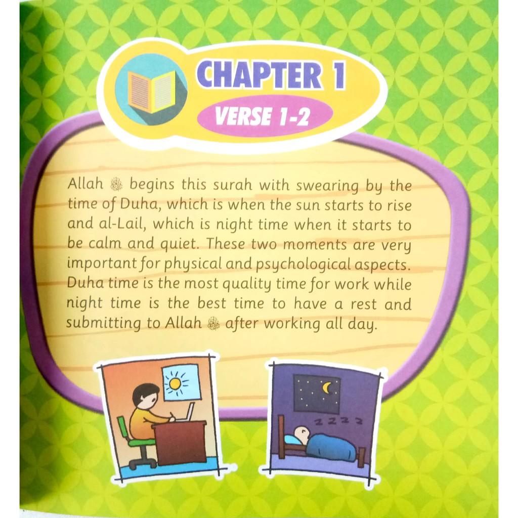 Mini Tafsir Surah Al-Duha (English Version) | Shopee Malaysia