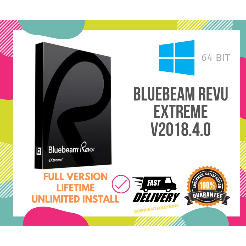 🔥HOT🔥 Bluebam Revu eXtreme v2018 4 0 Full Version