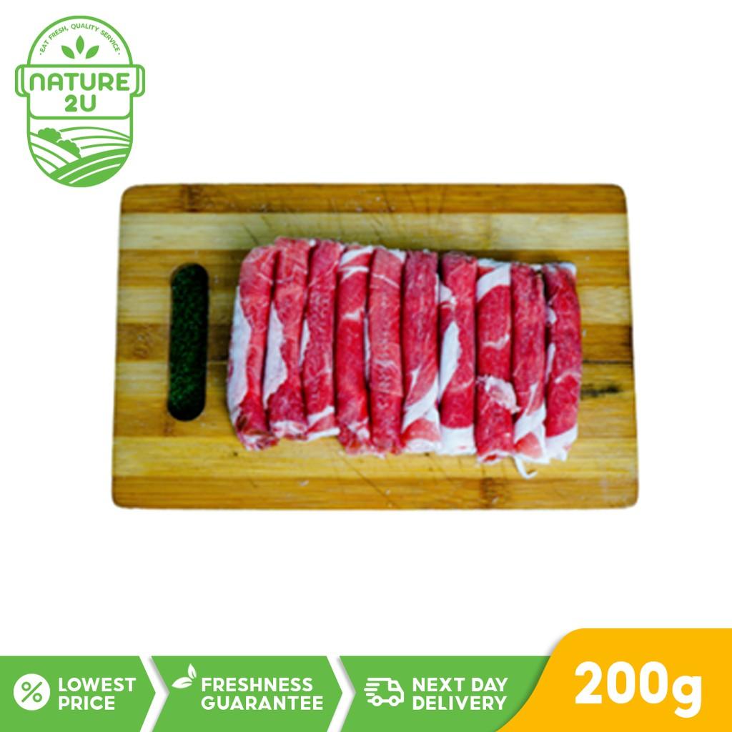 Frozen - Aust Lamb Leg Slices (200G)