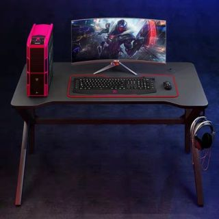 Eee Sarawak Limited Ready Stock E Sport Gaming Desk Computer Table Study Or Office Use Seemless Smooth Edges Shopee Malaysia