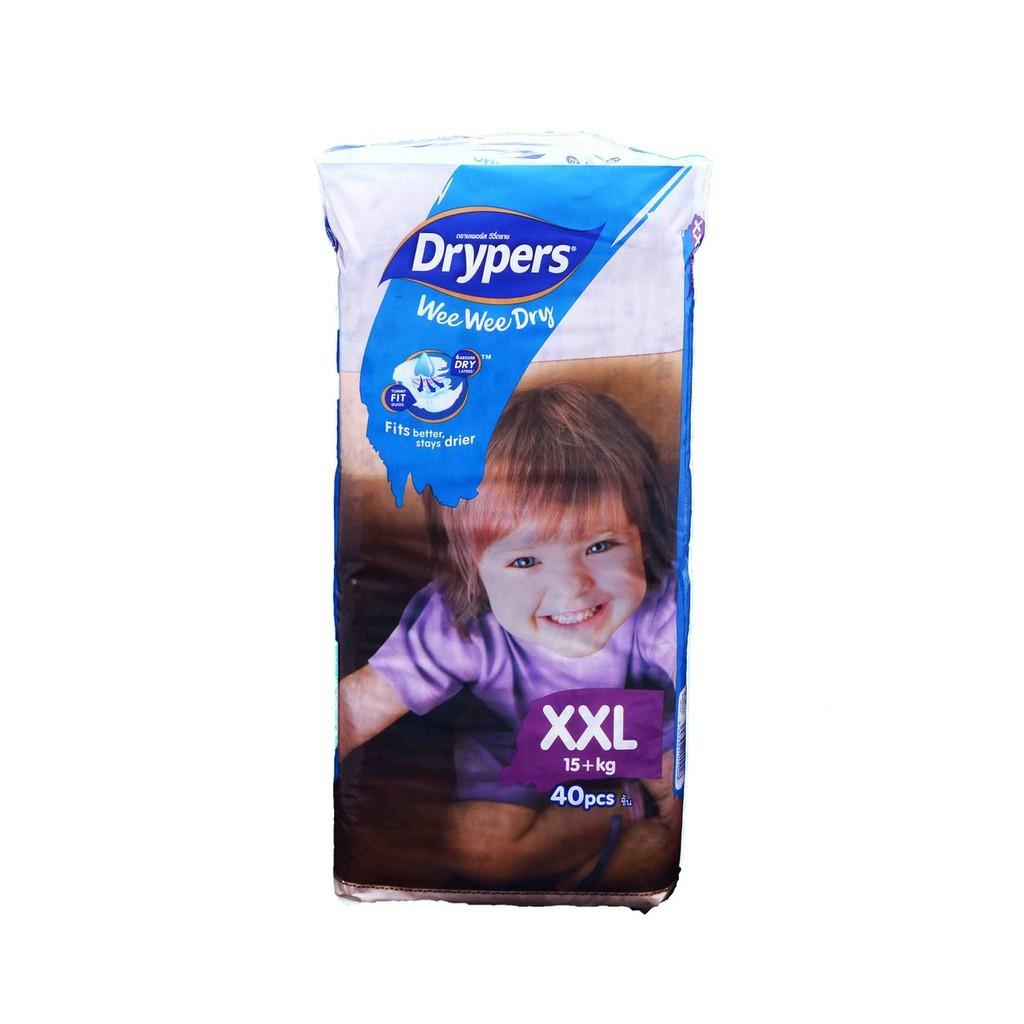 Drypers Wee Wee Dry XXL40