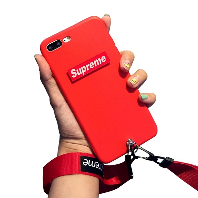 get cheap 68419 ff029 🔥Ready Stock🔥 Oppo A57 A39 Red Supreme Phone Case