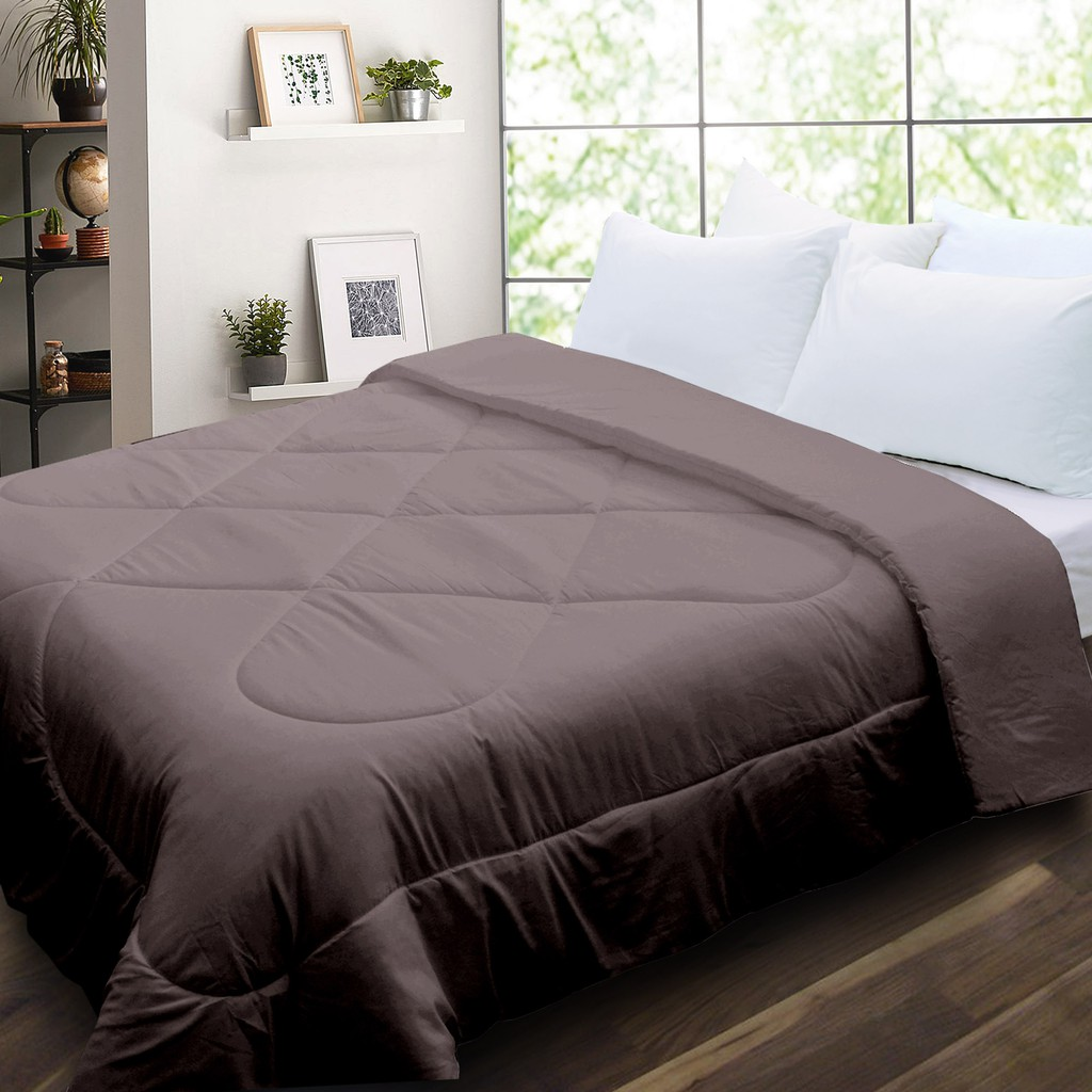 COZZI MAGIC COLOUR COMFORTER TOTO Microfiber ONLY  ( 3 size available, King / Queen / Super Single )