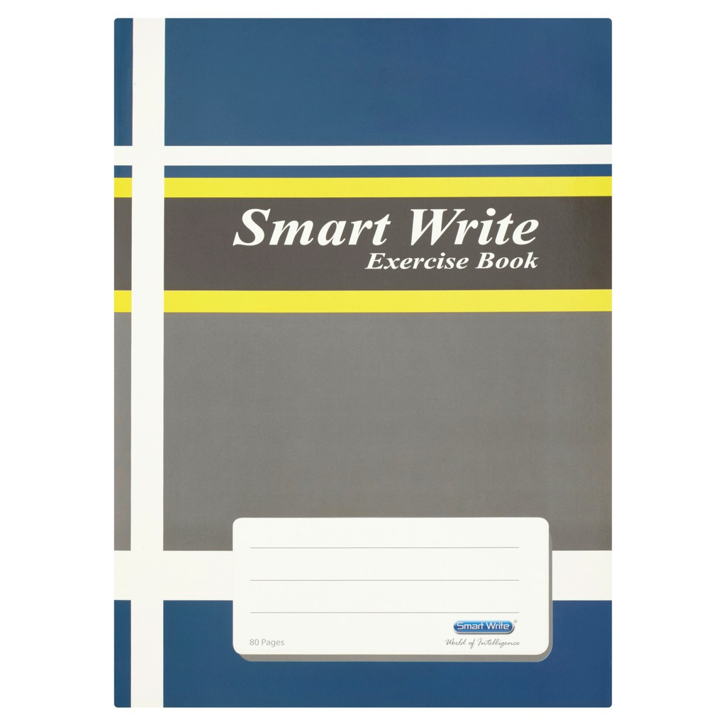 Smart Write Exercise Book A4 60gsm (80 Pages)