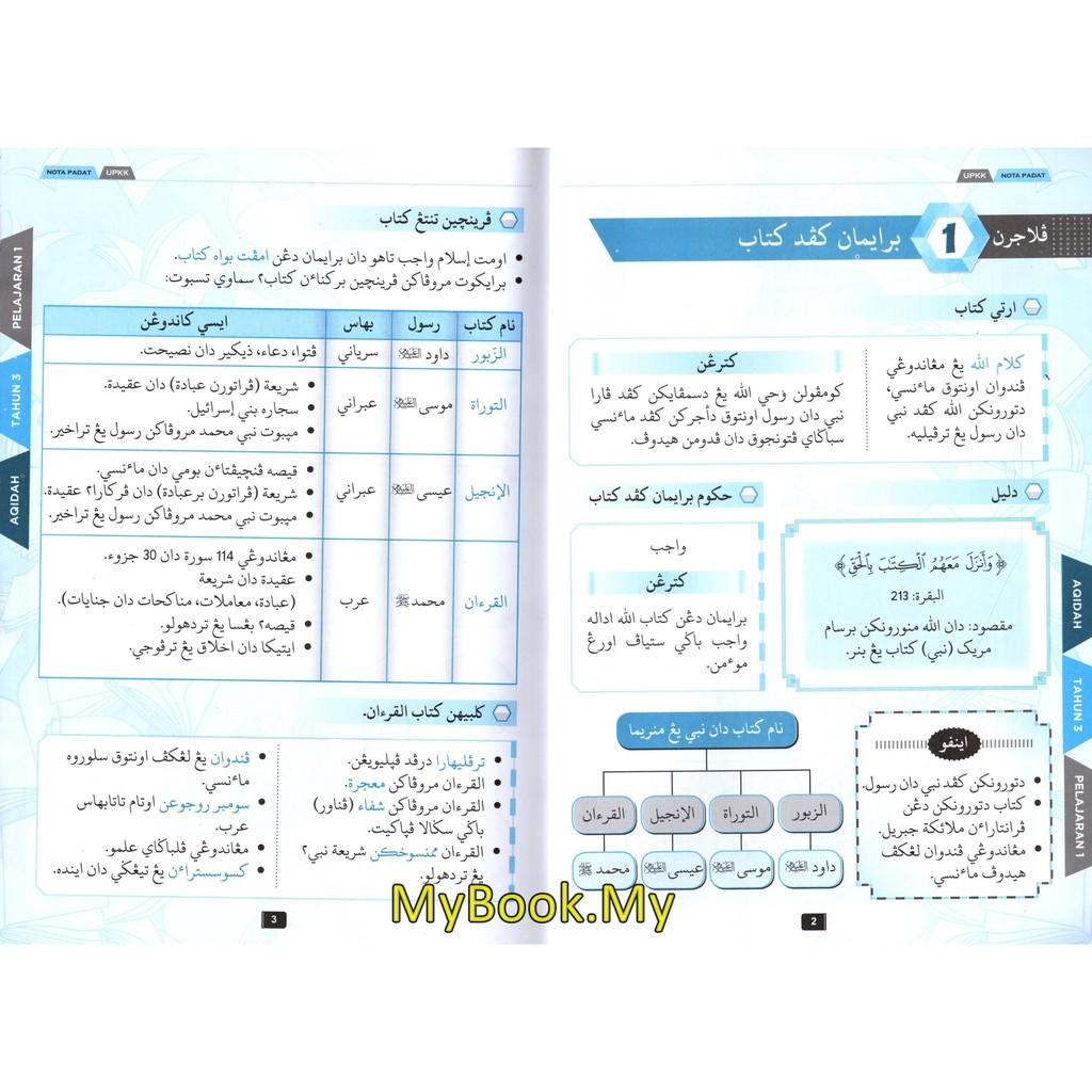 Myb Buku Rujukan Nota Nota Padat Upkk Siri Gerak Gempur Pustaka Nadwa Jakim Shopee Malaysia