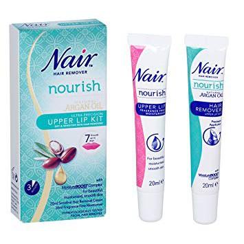 Nair Nourish Upper Lip Kit