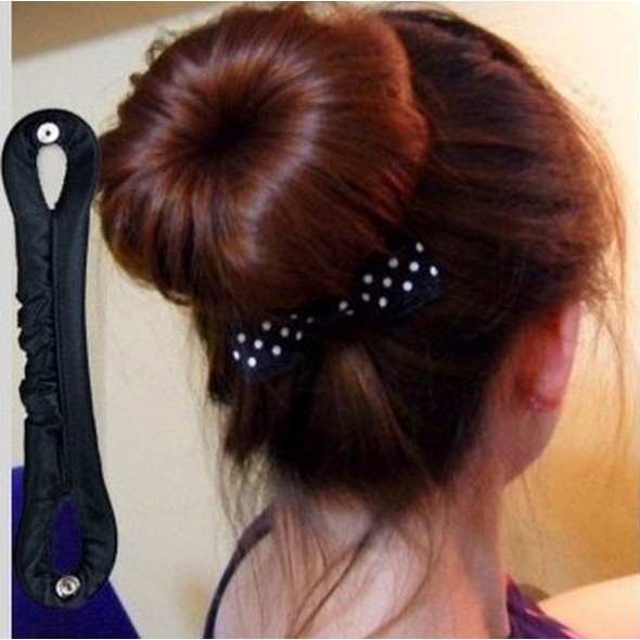 Fashion Cloth Braider Hair Bun Roller Hair Twister