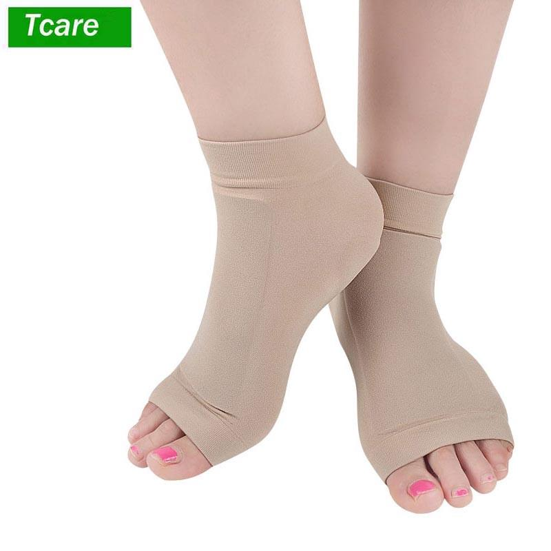 ec6d7465e18 1Pair Plantar Fasciitis Socks Compression Foot Sleeves Ankle Brace Arch  Support | Shopee Malaysia