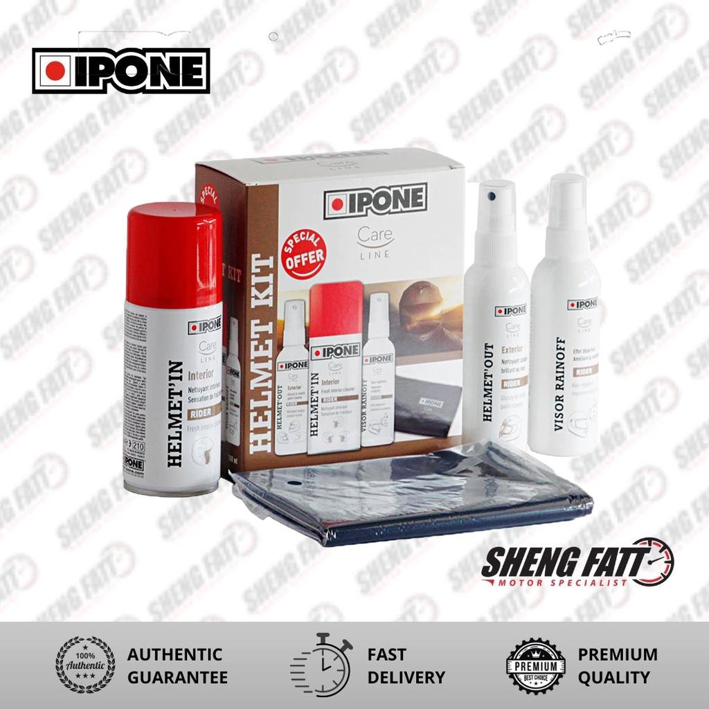 Ipone 3in1 Helmet Care Kit