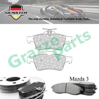 Fits 1999-2009 Isuzu NPR HD Brake Pad Set Front Wagner 77986CH 2005 2001 2006 20