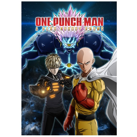 [GOOGLE DRIVE] ONE PUNCH MAN: A HERO NOBODY KNOWS (v1.100) (PC DIGITAL DOWNLOAD)