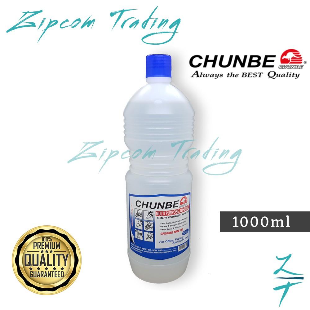 CHUNBE CLEAR GLUE - 5505GE (1000ML)