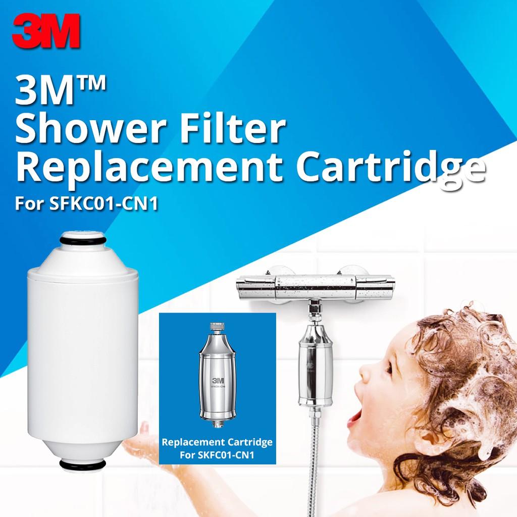 3M Replacement Cartridge For SFKC01-CN1 Shower Filter