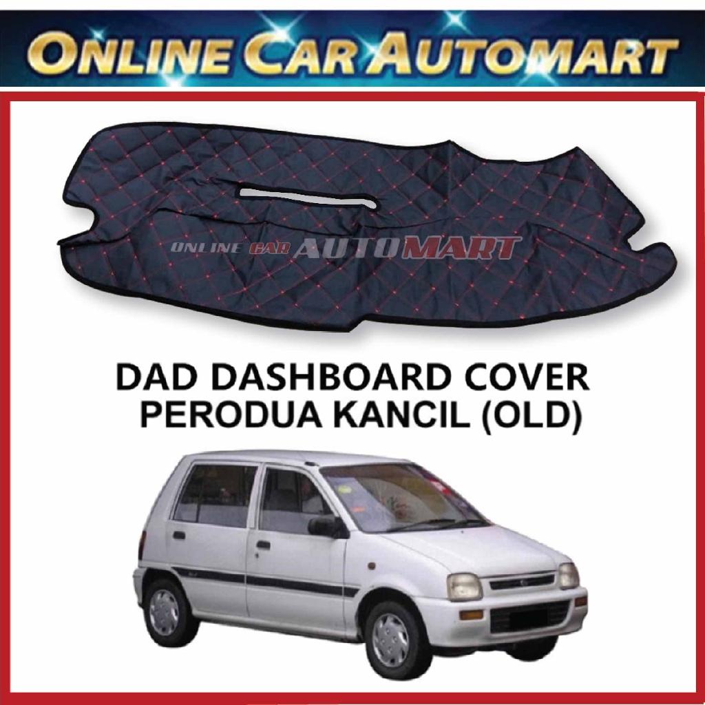 DAD Non Slip Dashboard Cover - Perodua Kancil Yr 1997-2001