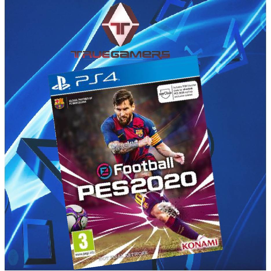 PS4 eFootball PES 2020 R2 ENGLISH [PRE ORDER 10/09/2019]