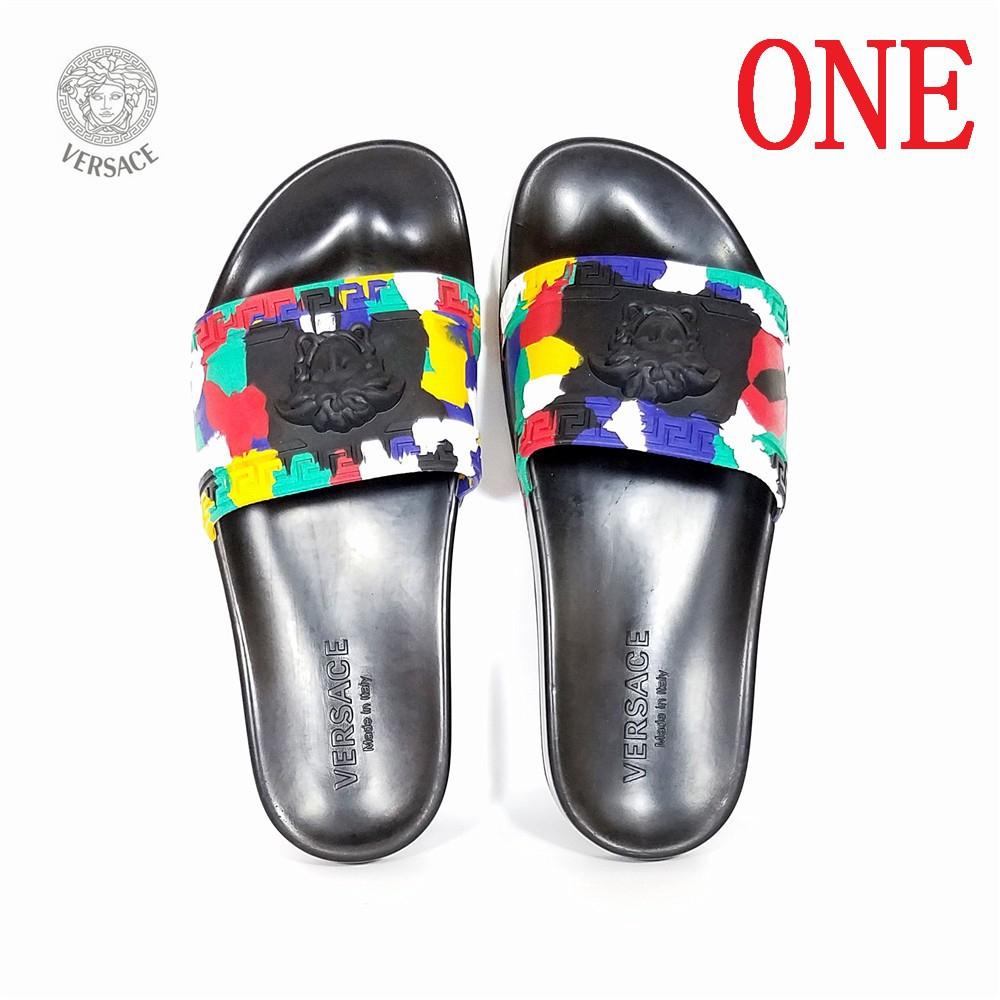 2c23ddaf402f versace sandal - Sandals   Flip Flops Prices and Promotions - Men s Shoes  Jan 2019