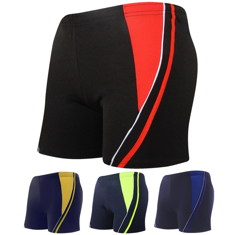7ec0d897296a5 4XL 5XL 6XL Plus Size Swimwear Men Shorts Long Swimming Trunks For Men  Swimsuit | Shopee Malaysia