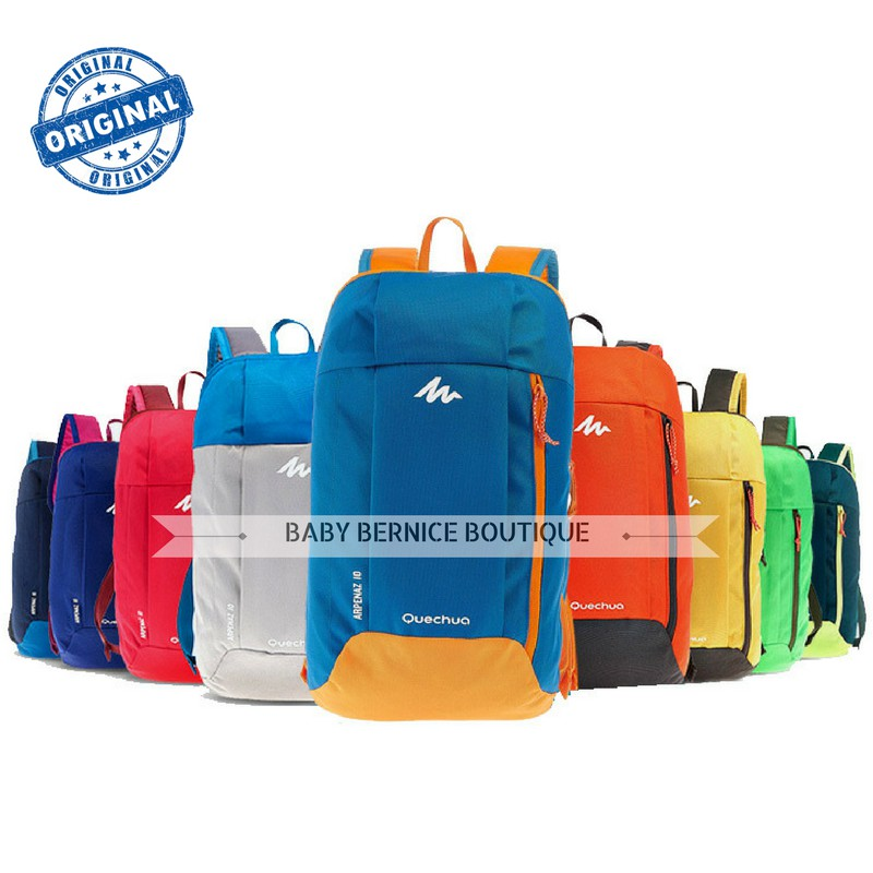 136d774665   ORIGINAL with RFID TAG   Decathlon Quechua Arpenaz 10L Day Hiking Backpack