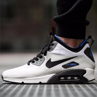 sold worldwide free delivery the cheapest Original Nike Air Max 90 Mid Winter Print (Night Silver & Black)