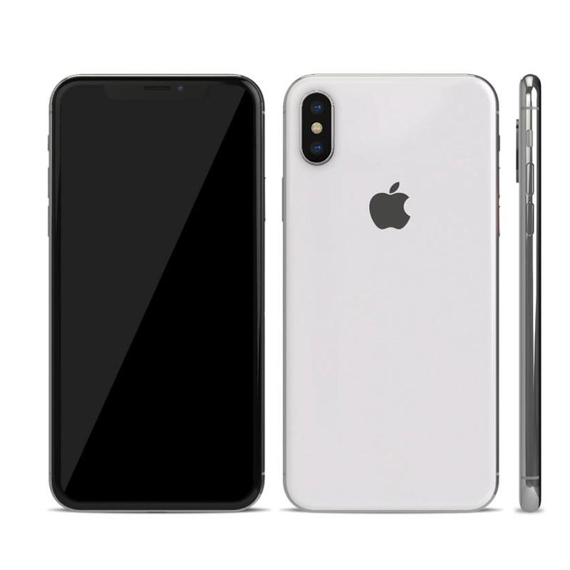 Apple iPhone X 64GB, White (Refurbished) - 1 Year Warranty