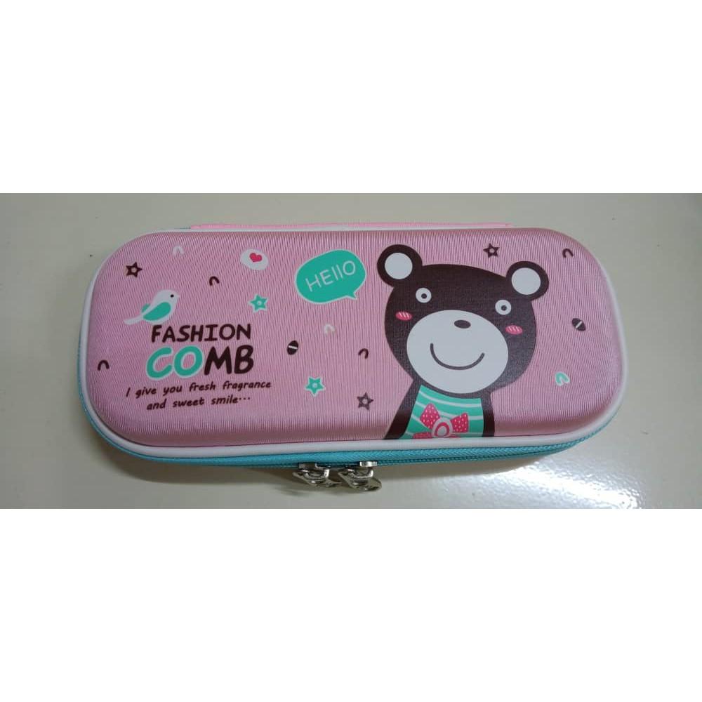 Pencil Bag 笔盒  (NO.3802) 10mm x 220mm x 50mm